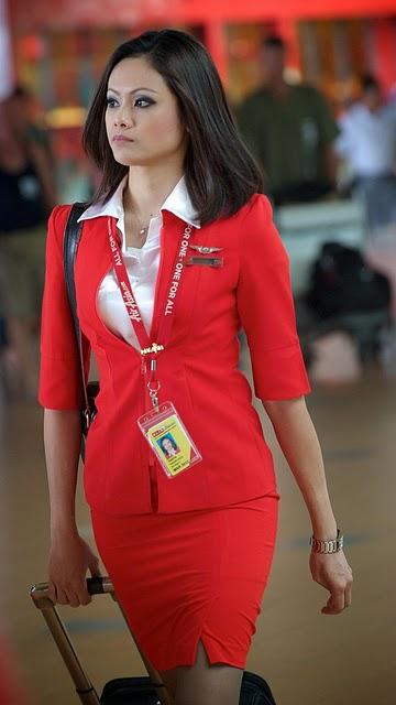 (1 of 2) Air Asia – Flight Attendants « a little bit of