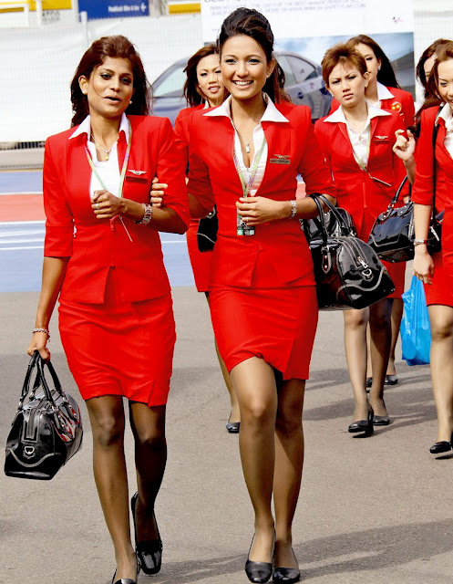 Air Asia « a little bit of this, a little bit of that, a